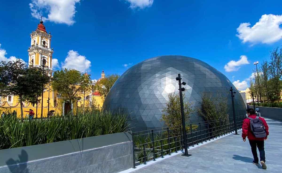 Planetario Toluca cuando abre