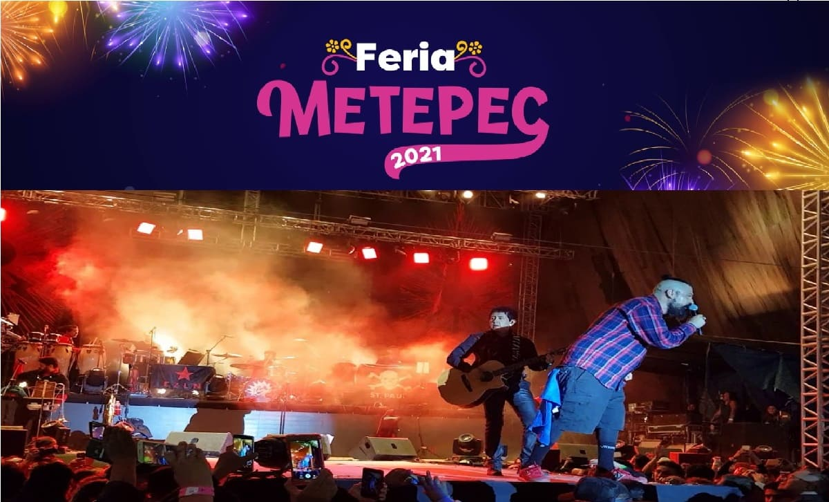 Ya están a la venta los boletos para la Feria de Metepec 2021