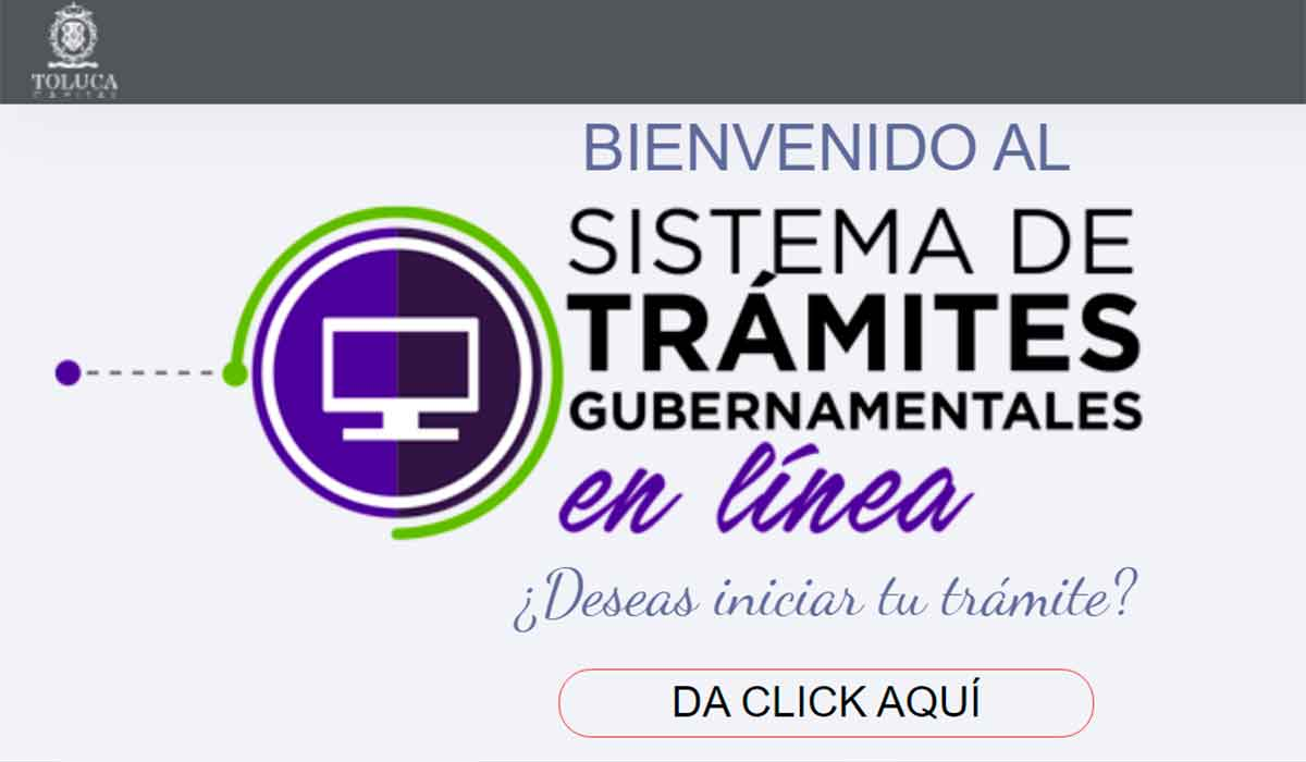 Trámites y Servicios en Línea en Toluca: ¡Podrás realizarlos desde la comodidad de tu casa!