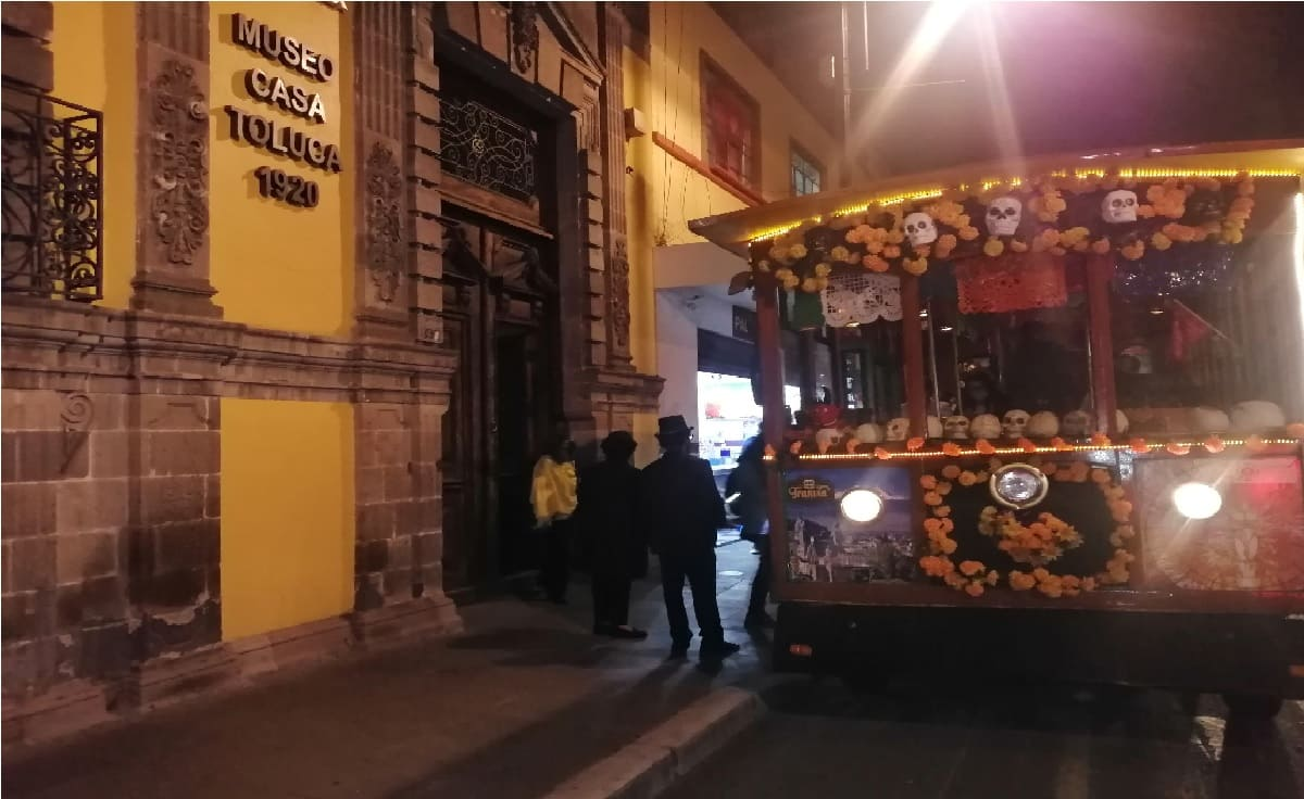 Atrévete a vivir los recorridos de leyenda en el al tranvía de Toluca
