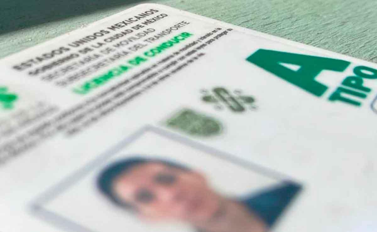 Requisitos para reposición de licencia de conducir permanente CDMX y Edomex
