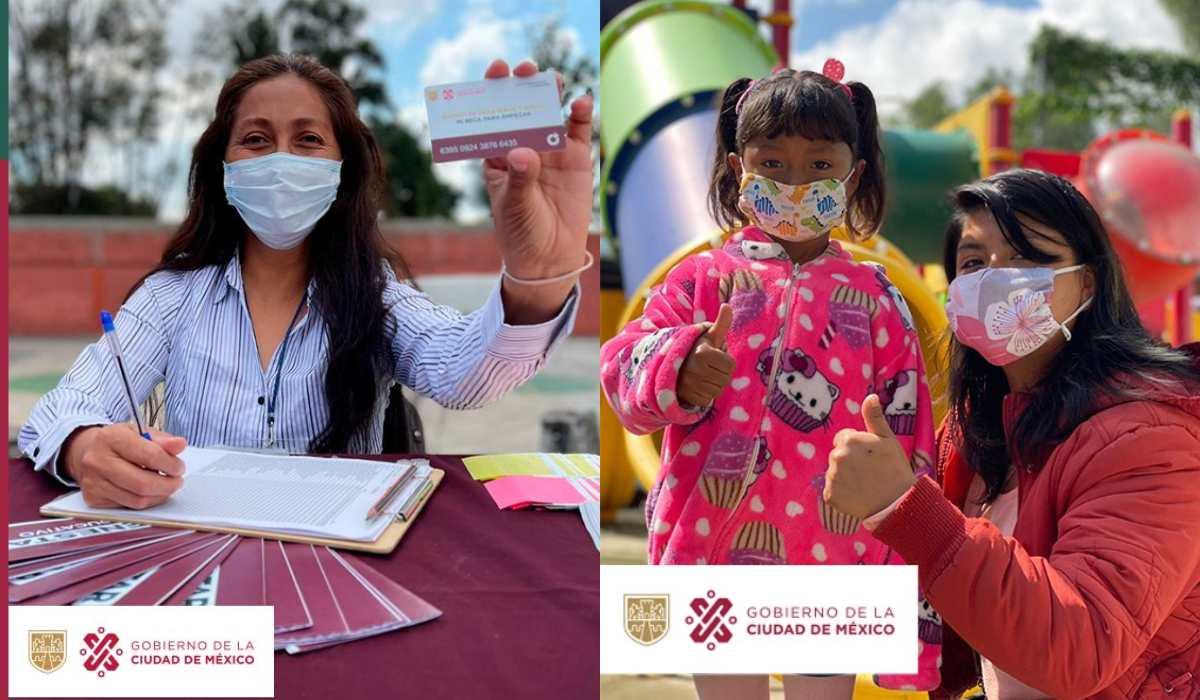 Pasos para consultar tu saldo de Mi Beca Bienestar 2021 para niños y niñas de educación básica
