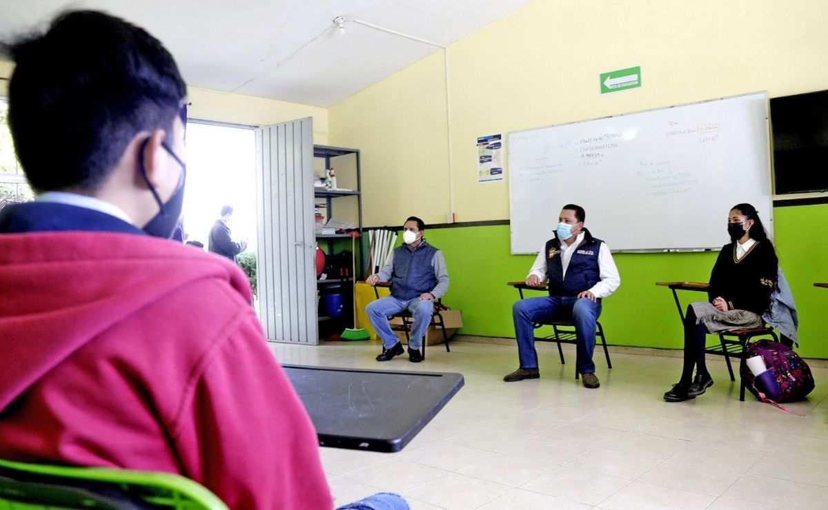 SEP – Se anuncian puntos clave para regreso a clases presenciales en noviembre