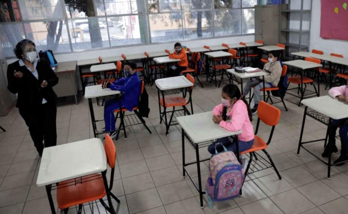 SEP - ¿Cómo será el regreso a clases presenciales para preescolar, primaria y secundaria?