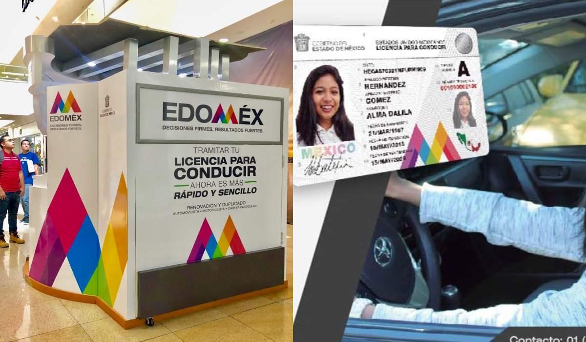 Tipos de licencias de conducir que puedes tramitar en el EdoMéx
