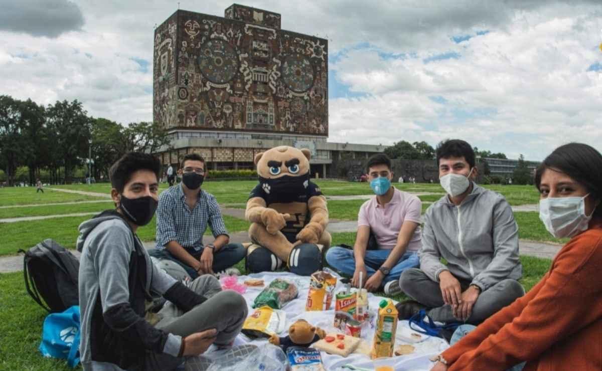 UNAM - ¿Cuándo es el regreso a clases presenciales de los alumnos?