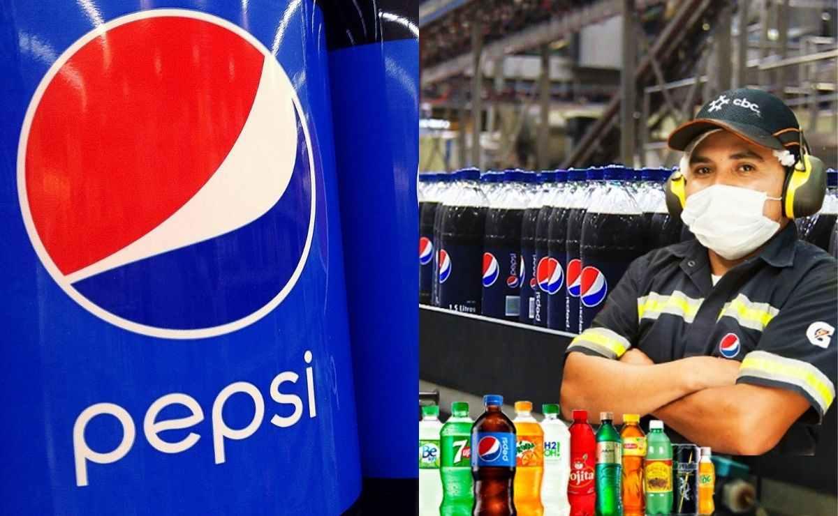 Pepsico ofrece vacantes de ayudantes generales en Edomex y CDMX