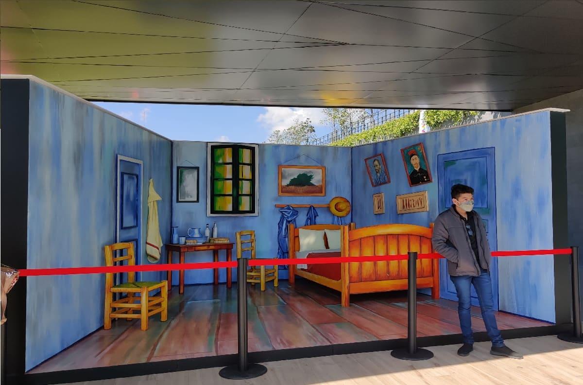 Visita la gran y esperada exposición Van Gogh Alive en Toluca