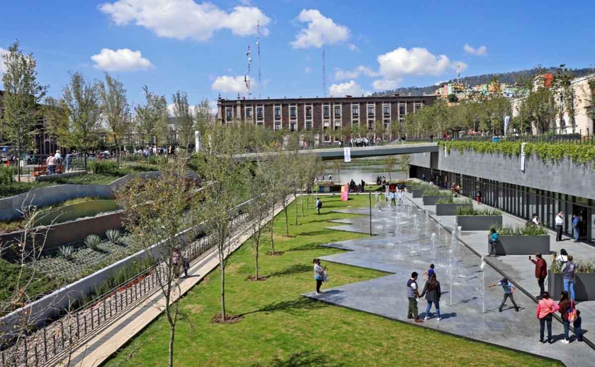 Vendedores ambulantes no podrán ingresar al nuevo Parque de la Ciencia de Toluca