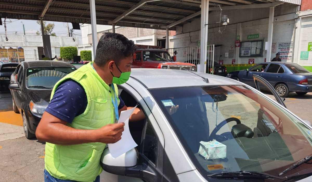 Pasos para sacar una cita para realizar la verificación vehicular EdoMéx 2021